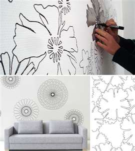Wall Stencils For Painting